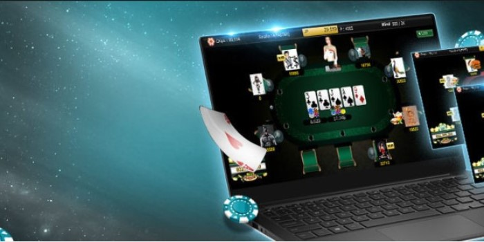 The Skills and Luck in Poker Online