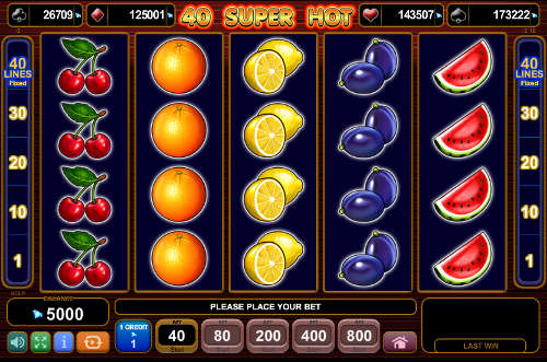 Internet Slot Machines