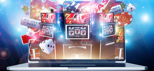 Slots are the one which gives more bonuses